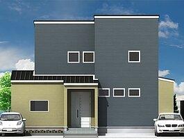 サンセット通りKUROMARU8号地(大村市黒丸町新築一戸建て住宅)のイメージ