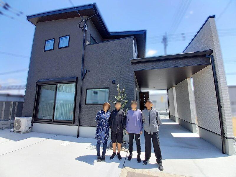 【4/18お引渡物件】新築一戸建 サンセット通りKUROMARU団地