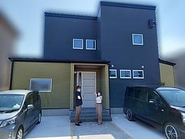 【6/1お引渡物件】新築一戸建 サンセット通りKUROMARU団地のイメージ