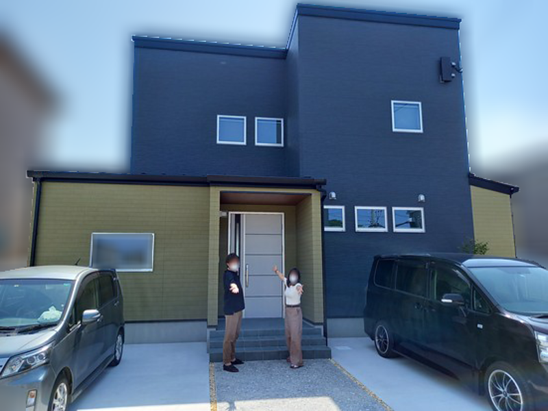 【6/1お引渡物件】新築一戸建 サンセット通りKUROMARU団地