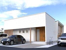 北門6号地(島原市北門町新築一戸建て住宅)のイメージ
