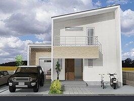 サンセット通りKUROMARU11号地(大村市黒丸町新築一戸建て住宅)のイメージ