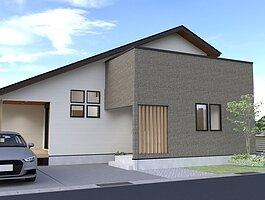 サンセット通りKUROMARU10号地(大村市黒丸町新築一戸建て住宅)のイメージ