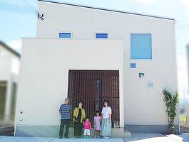 【8/28お引渡物件】新築一戸建 サンセット通りKUROMARU団地のイメージ